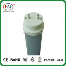 0.6m led tube light t8 smd2835 600mm t5 led tube zhongshan guzhen factory royal lighting