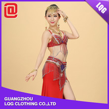 Belly dance in sexy without dress,Indian belly dance suit girls sex costumes
