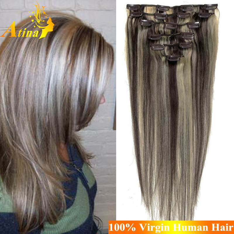 Wholesale Clip In Hair Extensions Cheap Human Hair Extensions