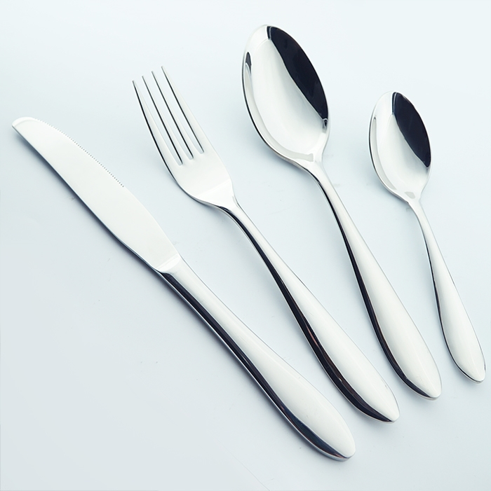 Top Quality Silverware Hand Polish Non Magnetic 18 10