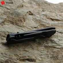 Black Coating Hot Sale Durable Pocket Knife For Sale Custom Folding Knives