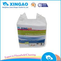 Antibacterial bamboo fiber towel dish cloth