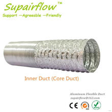 Durable most popular flexible duct flange with sealant
