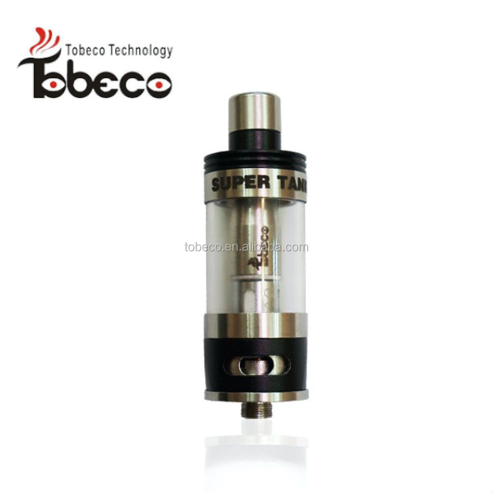 Tobeco high quality authentic sub ohm tank rebuildable atomizersuper tank