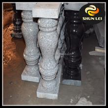 granite decorative stone pillar tops