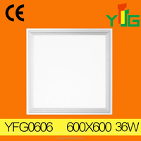 2014 Hot Sales LED Panel 600x600 Flat LED Panel Light