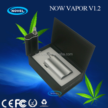 Purest taste Now Vapor V1.2 hicig mini e cigarette without harmful combustion via flam