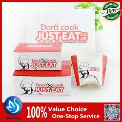 disposable deli food packaging, chicken nugget container, chicken box, chicken bucket