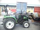 Tractor agrícola de 35HP