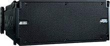DB Technologies DVA-T4 8inches Active Line Array Speaker, 420W