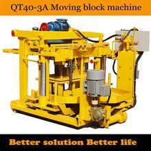 angola hydraulic brick making machine price qt40-3a dongyue machinery group