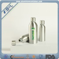 1100ml Vodka aluminum bottle and spirit aluminum bottle or liquor aluminum bottle
