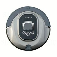 Robot Vacuum Cleaner first power battery