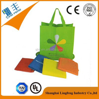 custom shopper bags tote foldable non-woven bags