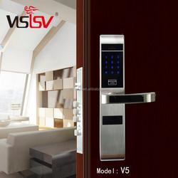 VISISV Electronic swipe card lock password door lock