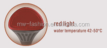 Great Quality +Temperature Digital Hand Shower+Color Change