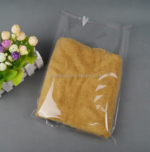 Clear Self seal plastic bags self adhesive poly bag and custom self adhesive bag for cloth packing