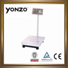 300kg lcd display platform digital scale