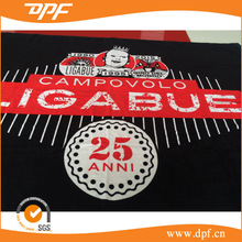 hotel industry 100% cotton custom print beach towel from China supplier