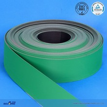 1.0MM thickness green black hot sale rubber Tangential belt