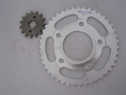 OEM Service Aftermarket Motorcycle Big and Small Sprocket