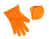 2015 Wholesales most popular different colors silicone cooking gloves/silicone grill gloves/silicone oven gloves with fingers