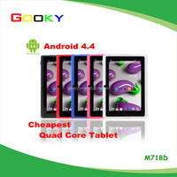 China factory bulk stock 7 inch tablet pc low price tablet computer