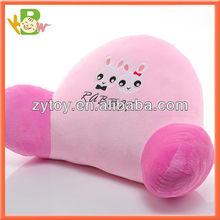 Cheap plush cushioncushion baby cushion plush U shape neck pillow/cushion