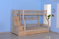 Solid Wooden Bed Picture/Best Bunk Bed For Kids