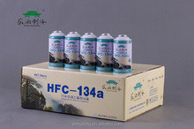 refrigerant gas r134a can packing for car AC