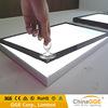 Whiteboard magnetic stricker slim led light box