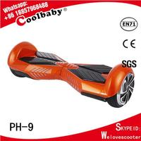 2015 hot selling with nice color powered scooter shenzhen export unicycle