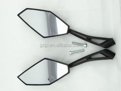 ABS convex mirror, motorbike mirror , racing bike rearview mirror,side mirror for motorcycle