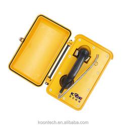 High quality 6kgs Waterproof telephone set verizon waterproof phone