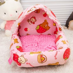 small animal application cat bed pet house dog kennel