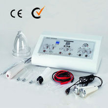 Personal care facial massage remove spot beauty instrument with breast care, vacuum home use au-606