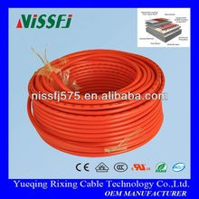 Foil heating wire excellent quality can as your request spec.