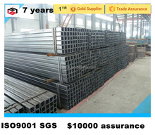 bulk buying Thick Wall Pipe black carbon erw square pipe 5.8m-12m Length