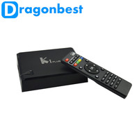 2015 Hotselling K1 Plus S905 Ott Tv Box Quad Core Google Android 5.1 Tv Box Mxq Tv Box