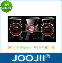 Fashionable design Muti function DVD Hifi System