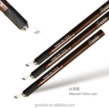 Permanent makeup manual eyebrow tattoo pen