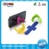 silicone mobile phone card holder for sumsung