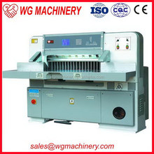 Special most popular a3 paper cutting and packing machine