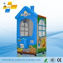 2015 Carton Fair Baby Bear Arcade Amusement Crane Games For Girls