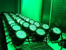 CE ROHS 54x3W RGB 3 in 1 par led light mini theatre stage light mixer(LY-511L)