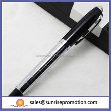 Compact Ball Pen Metal Silver
