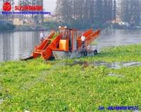 Qingzhou Dongfang Water Hyacinth Harvester & water hyacinth harvesting machine