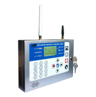 FDL-S120 New arrival GSM Security Systems Wireless Alarm Panel,7x24 hours house safety alarm system,gas,smoke,fire alarm