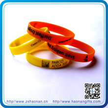Colorful high quality brand new quality is excellent wristbands for events