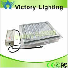 free shipping 120w explosion proof lighting led canopy light for gas station